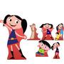 Show Da Luna Kit Displays Mdf 6 Mm Decoraçao Festa Infantil