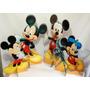 Kit Cenário Display De Chão Mickey Com 4 Peças