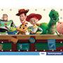 Painel Toy Story 1,50x1,00m Lona Festa Aniversario