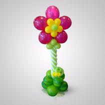 Suporte De Tela Balões 2pçs