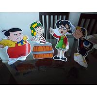 Chaves ,cenario De Mesa,display,festa Infantil,mdf,10peças
