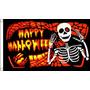 Decoração De Halloween - Ossos De Esqueleto Do Partido 5ft