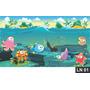 Fundo Do Mar Oceano Painel 3m² Lona Festa Aniversário Banner