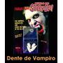 Dente De Vampiro Halloween