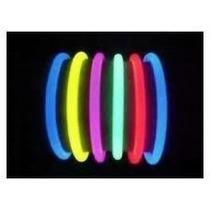 Pulseira Neon Cores Sortidas Tubo Com 100 Unidades