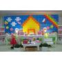 Tela Mágica,decoração Infantil,pds,painel De Balões,10 Kits
