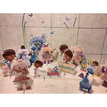 Dra Brinquedos Kit 10 Display De Mesa De 21 A 30 Cm