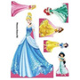 Cenario Chão Mesa,display,festa Infantil,princesas Cinderela
