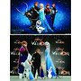 Kit Cenário Display Frozen 8 Peças + Painel 2,00x1,40mt!!!