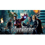 Big Painel Vingadores - Avengers - R$47,90