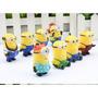 Minions Borracha Enfeite Mesa Decoração Festa Infantil C.109