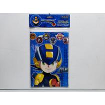 Toalha Plástica Megaman (ñbem10frozenbarbiefrozen)