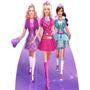 Cenário De Chão Totem Display Barbie 90 Cm
