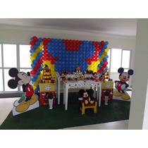 Decoração Casa Do Mickey Mouse