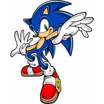 Cenário De Chão Totem Display Sonic 90 Cm