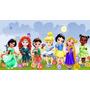 Big Painel Princesas Disney Baby - R$49,90 - Confira