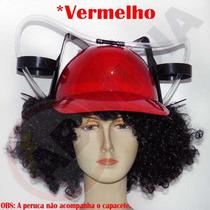 Capacerva Capacete Lata Refrigerante Carnaval Festas