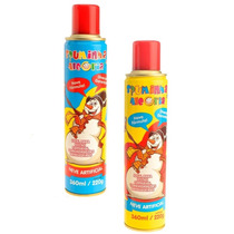 Espuma De Carnaval Spray Neve Cx C/ 24 Pcs