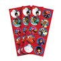 Adesivo Decorativo Redondo Big Hero - R262 - Embalagem Com 3