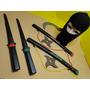 Super !!!!! Ninja Dragão Touca Mascara Fantasia Arma Espada