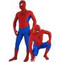 Fantasia Homem Aranha - Adulto - Cosplay - Pronta Entrega