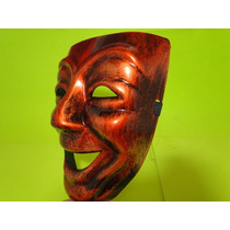 Mascara De Teatro Para Adulto Mede 24x18cm