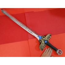 96cm Sword Espada Metal E Poliuretano Medieval Gladiador