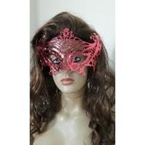 Mascara Sexy Facial Fantasia Carnaval Erótica Halloween