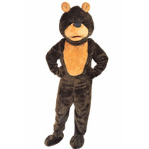Fantasia Urso,pelucia,animação,mascote,personagem,ted,
