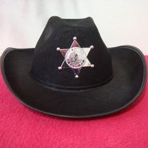 Chapéu Xerife / Chapéu Xerife Fantasia