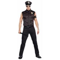 Fantasia Policial,swat,fbi,tropa De Elite,masculino Adulto
