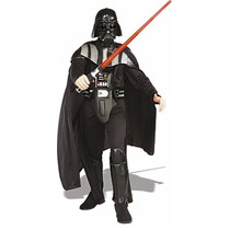 Fantasia Darth Vader Deluxe Adulto Licenciado Rubies
