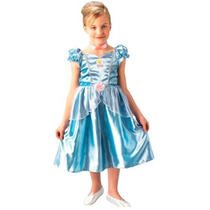 Fantasia Infantil Princesa Cinderela Disney Clássica Rubies