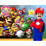 Fantasia De Mario Bros