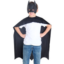 Fantasia Infantil Kit Batman Filme Tam Único - Sulamericana