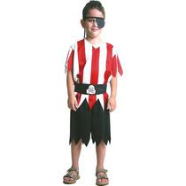 Fantasia Pirata Infantil Sulamericana