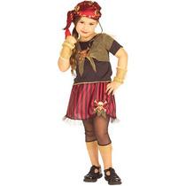 Fantasia Pirata Menina Carnaval