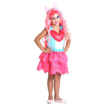 Fantasia Equestria Girls Rainbow Pinkie Pie M - Sulamericana