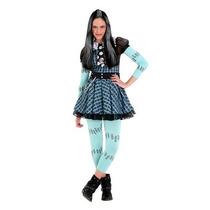 Fantasia Monster High Frankie Luxo P - Sulamericana