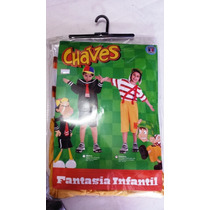 Fantasia Infantil Do Chaves