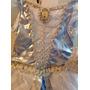 Fantasia Princesa Cinderela Luxo Importado Original Disney