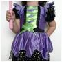 Fantasia Infantil Halloween Bruxa