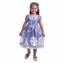 Fantasia Standard - Princesinha Sofia - Disney - Multibrink