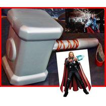 Martelo Do Thor Marreta Gigante Avengers Os Vingador
