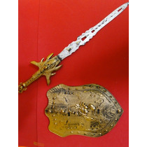 Escudo & Espada Fantasia Medieval Imperio Romano Gladiador