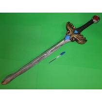 Show !!!! Espada 96cm Medieval Gladiador Romano Rei Viking