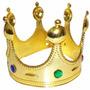 Coroa Tiara Rei Festa Show Evento Fantasia Aniversario