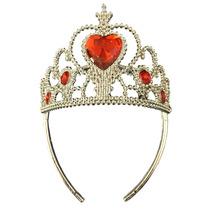 Coroa Tiara Kit Com 5 Fantasia Bloco Carnaval Festa Infantil