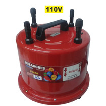 Inflador Balões Bexigas 4 Bicos Profissional 1300 W 110volts