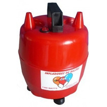 Inflador Para Balões Profissinal 2 Bicos 1300w. 110 Volts